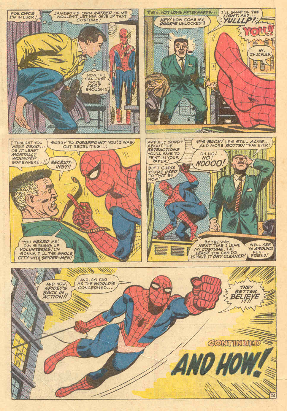 The Amazing Spider-Man (1963) _Annual_8 Page 52