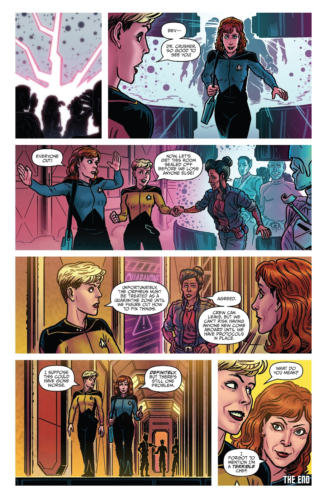 Read online Star Trek: Waypoint Special 2019 comic -  Issue # Full - 22
