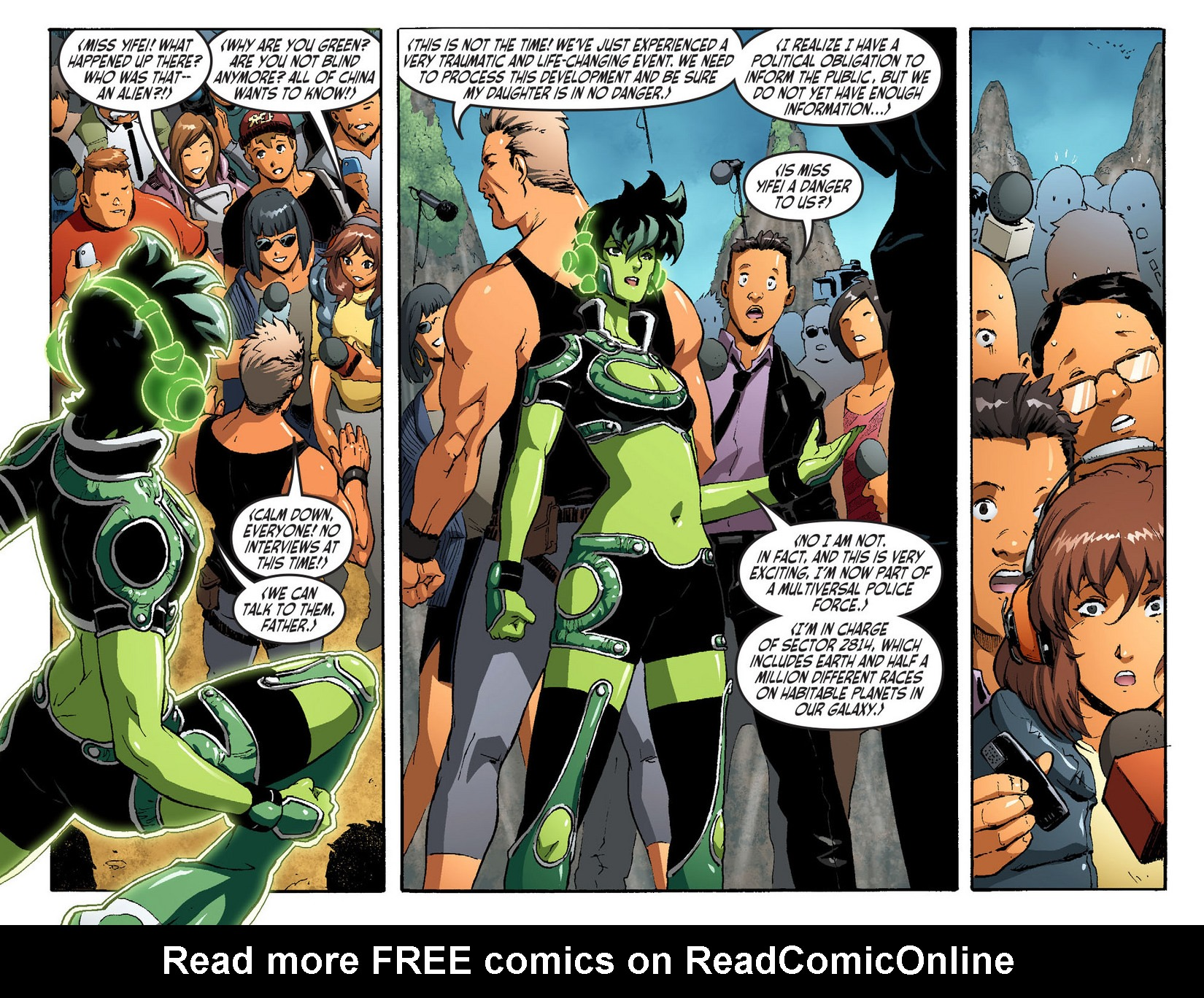 Read online Ame-Comi Girls comic -  Issue #7 - 18