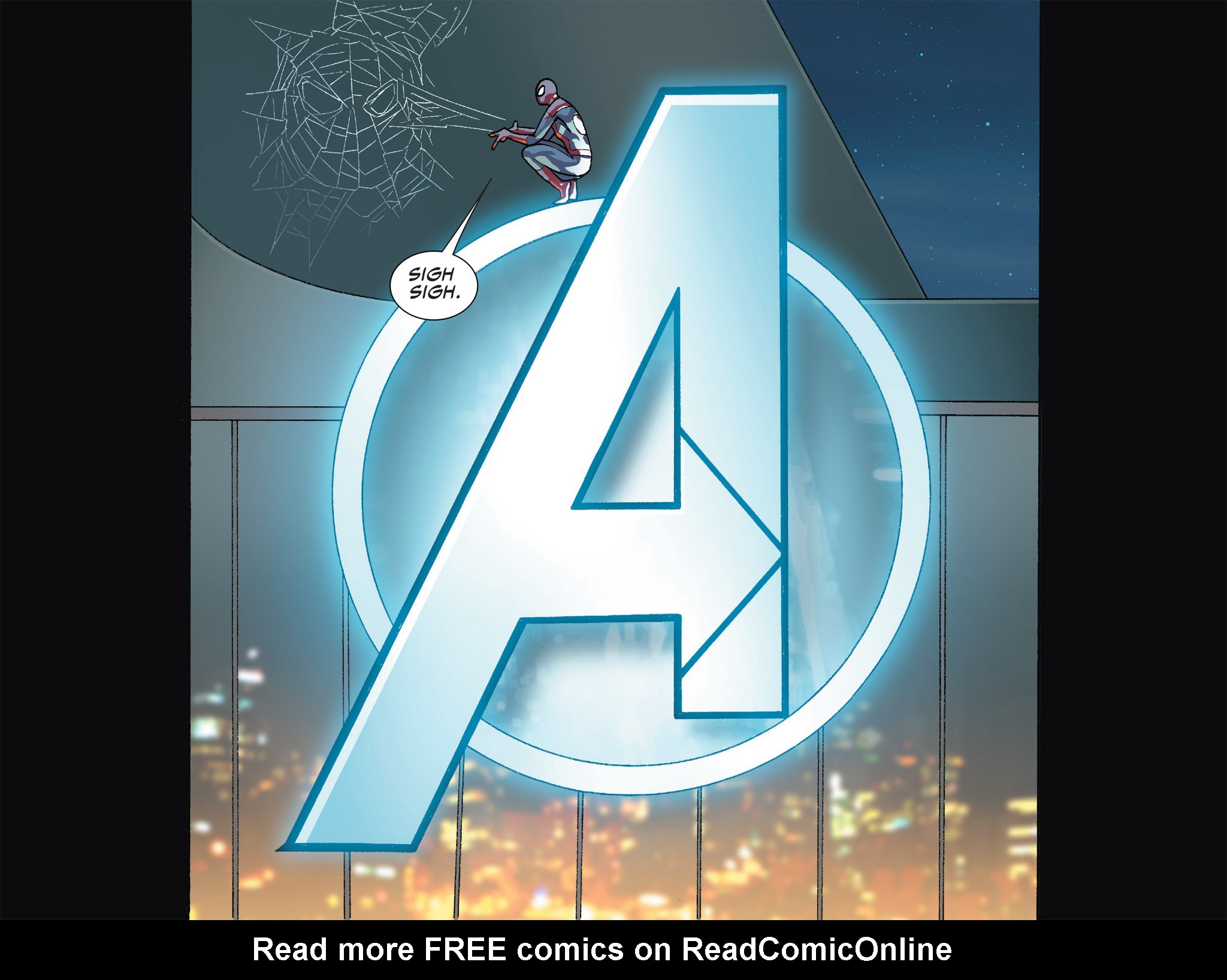 Read online Ultimate Spider-Man (Infinite Comics) (2016) comic -  Issue #4 - 26