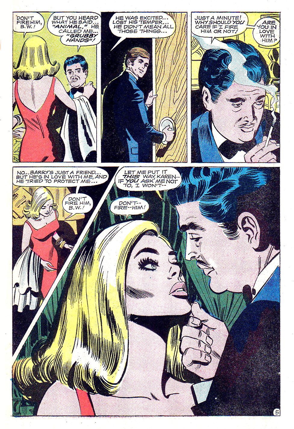 Read online Secret Hearts comic -  Issue #131 - 23