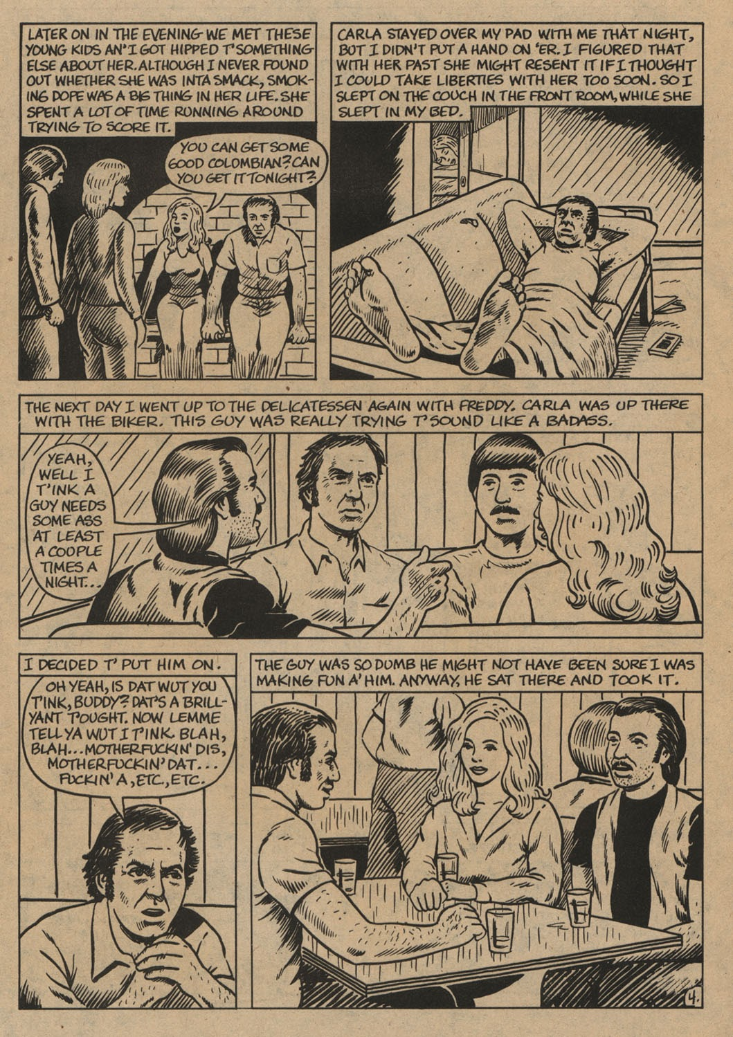 American Splendor (1976) issue 6 - Page 7