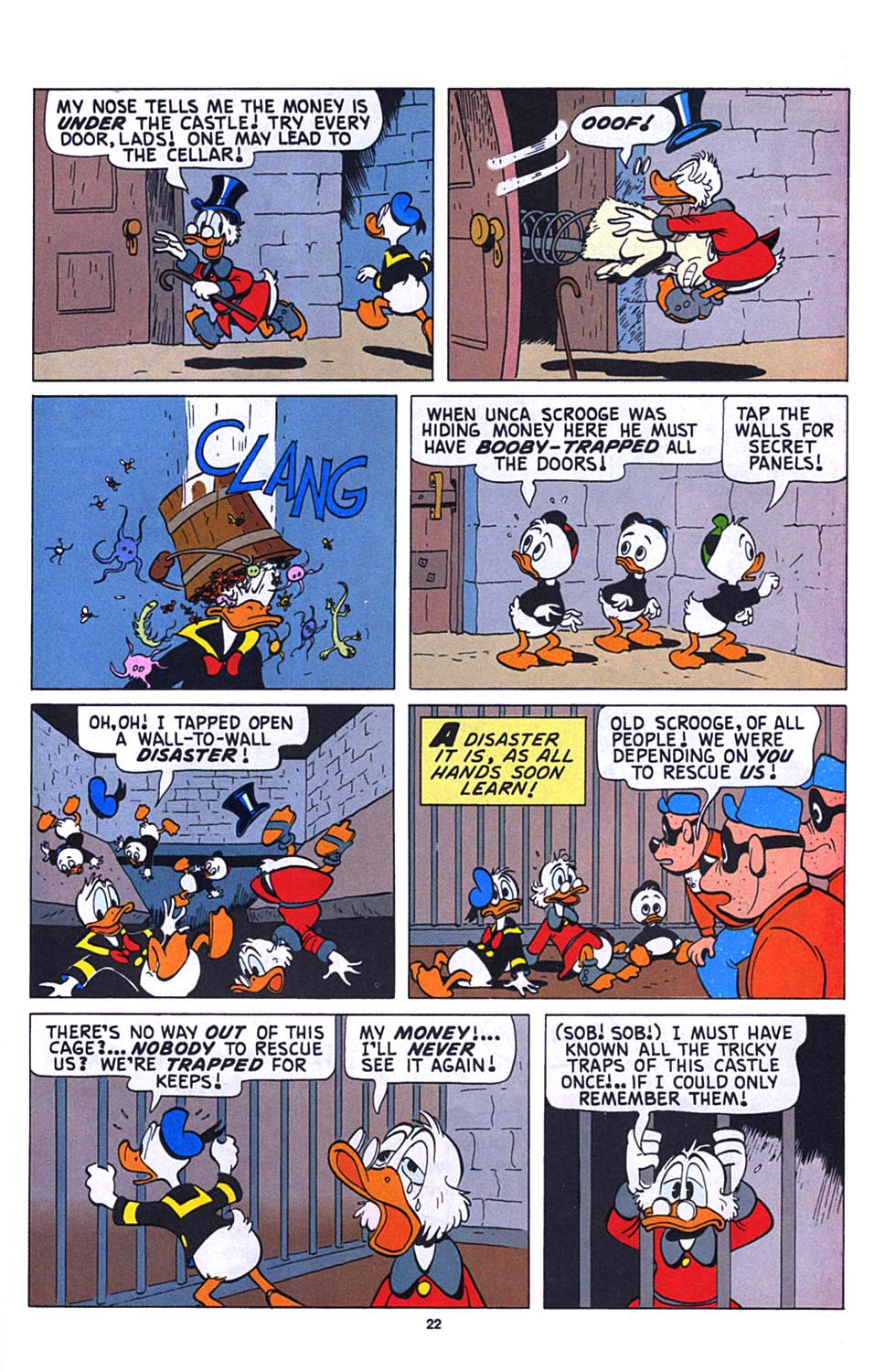Read online Uncle Scrooge (1953) comic -  Issue #273 - 23