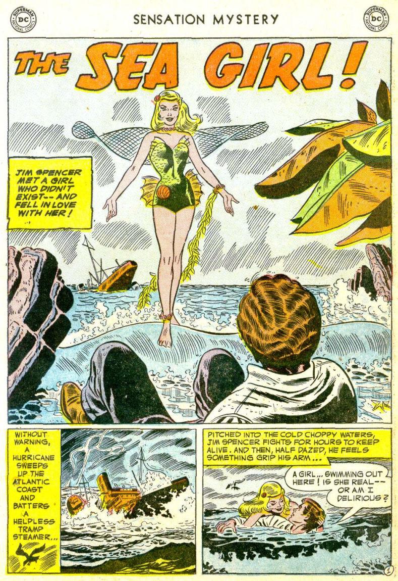Read online Sensation (Mystery) Comics comic -  Issue #113 - 13