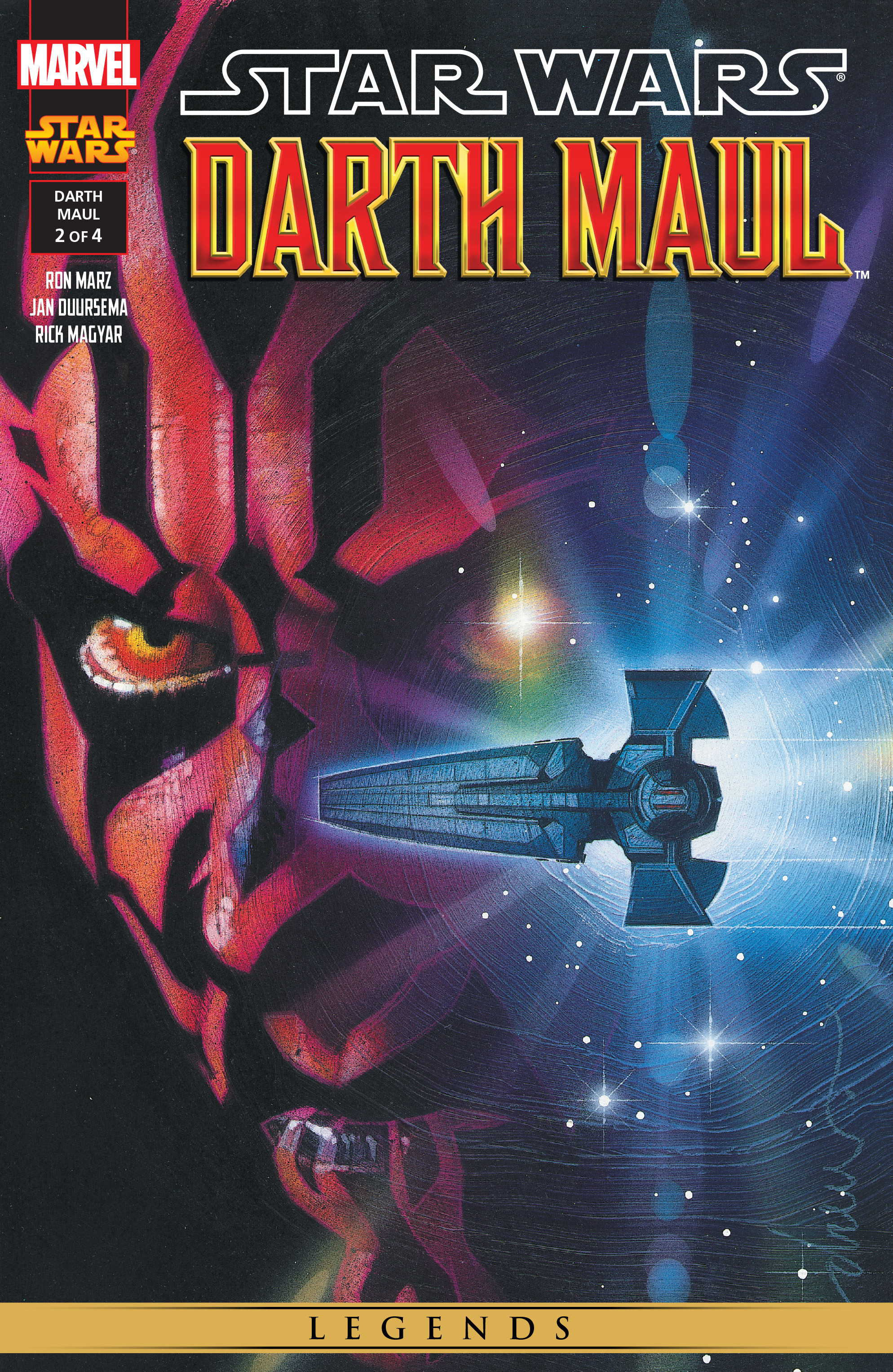 Star Wars: Darth Maul (2000) 2 Page 1