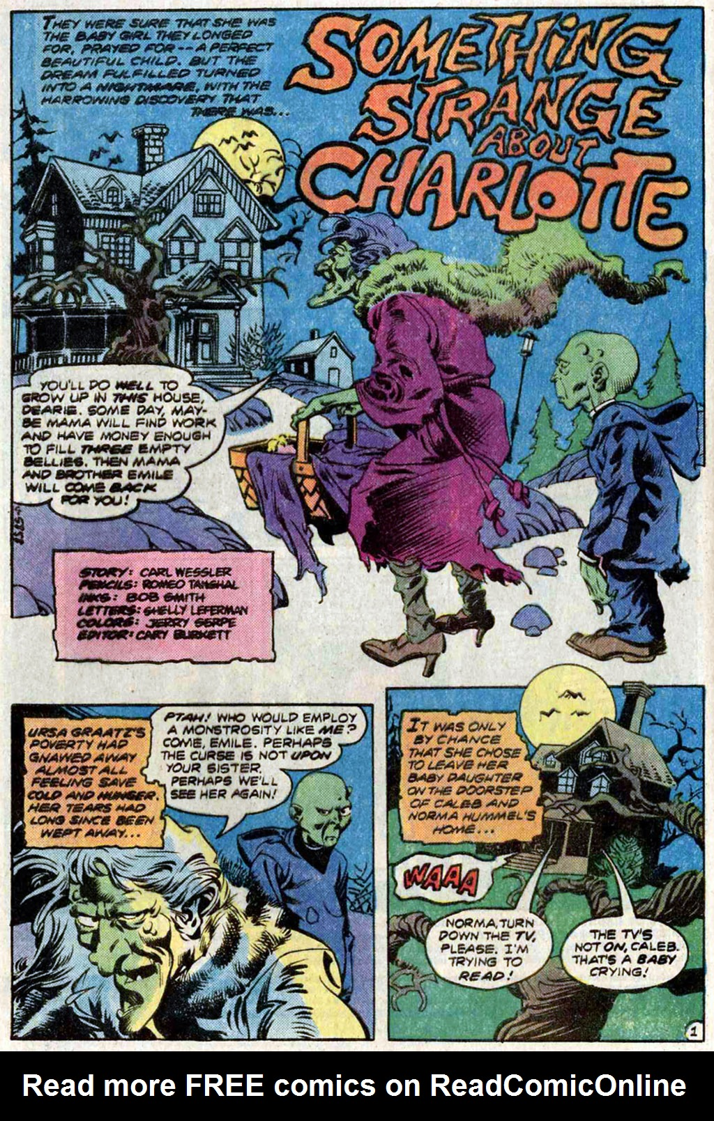 Read online Secrets of Haunted House comic -  Issue #40 - 4