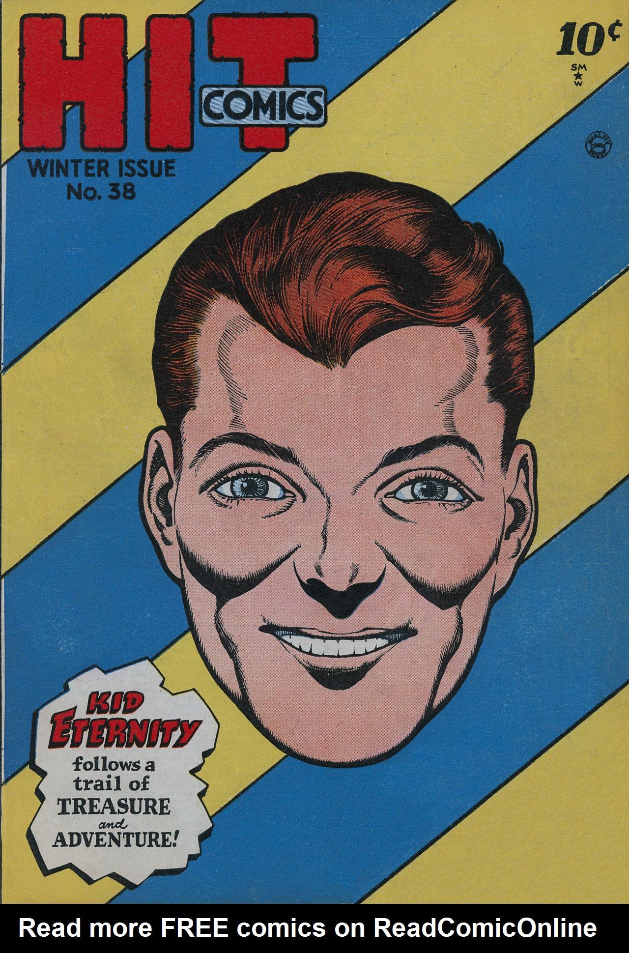 Read online Hit Comics comic -  Issue #38 - 3