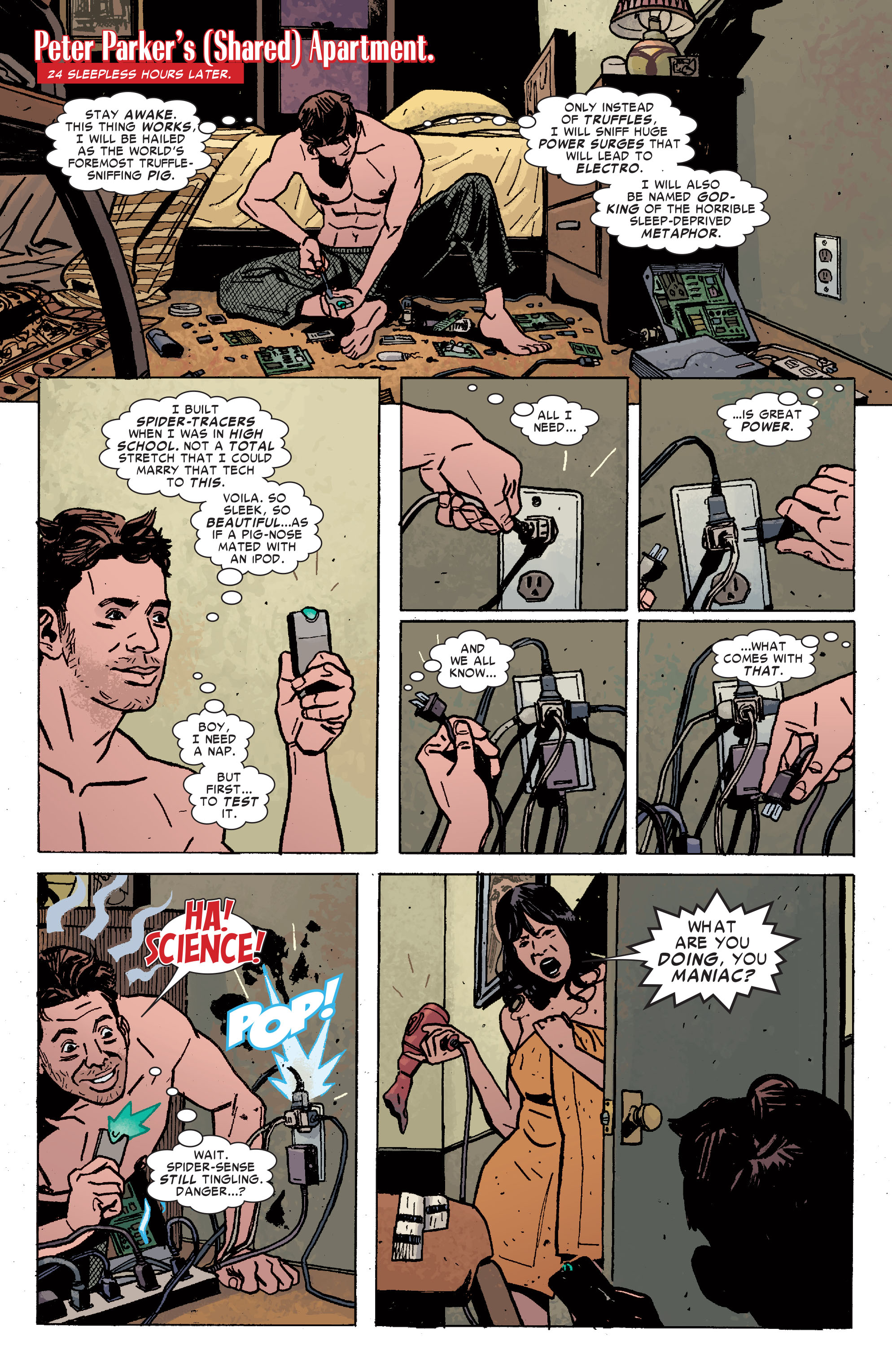The Amazing Spider-Man (1963) 613 Page 10