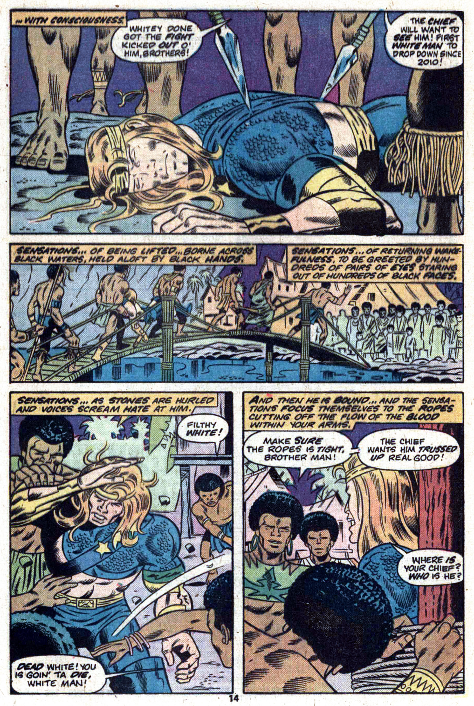 Read online Amazing Adventures (1970) comic -  Issue #33 - 16