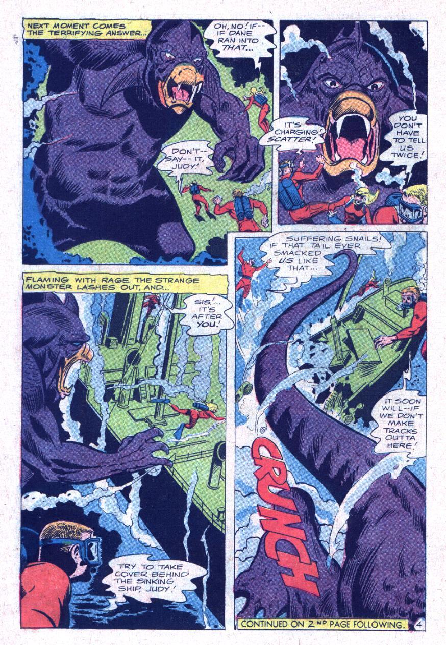 Read online Sea Devils comic -  Issue #35 - 7