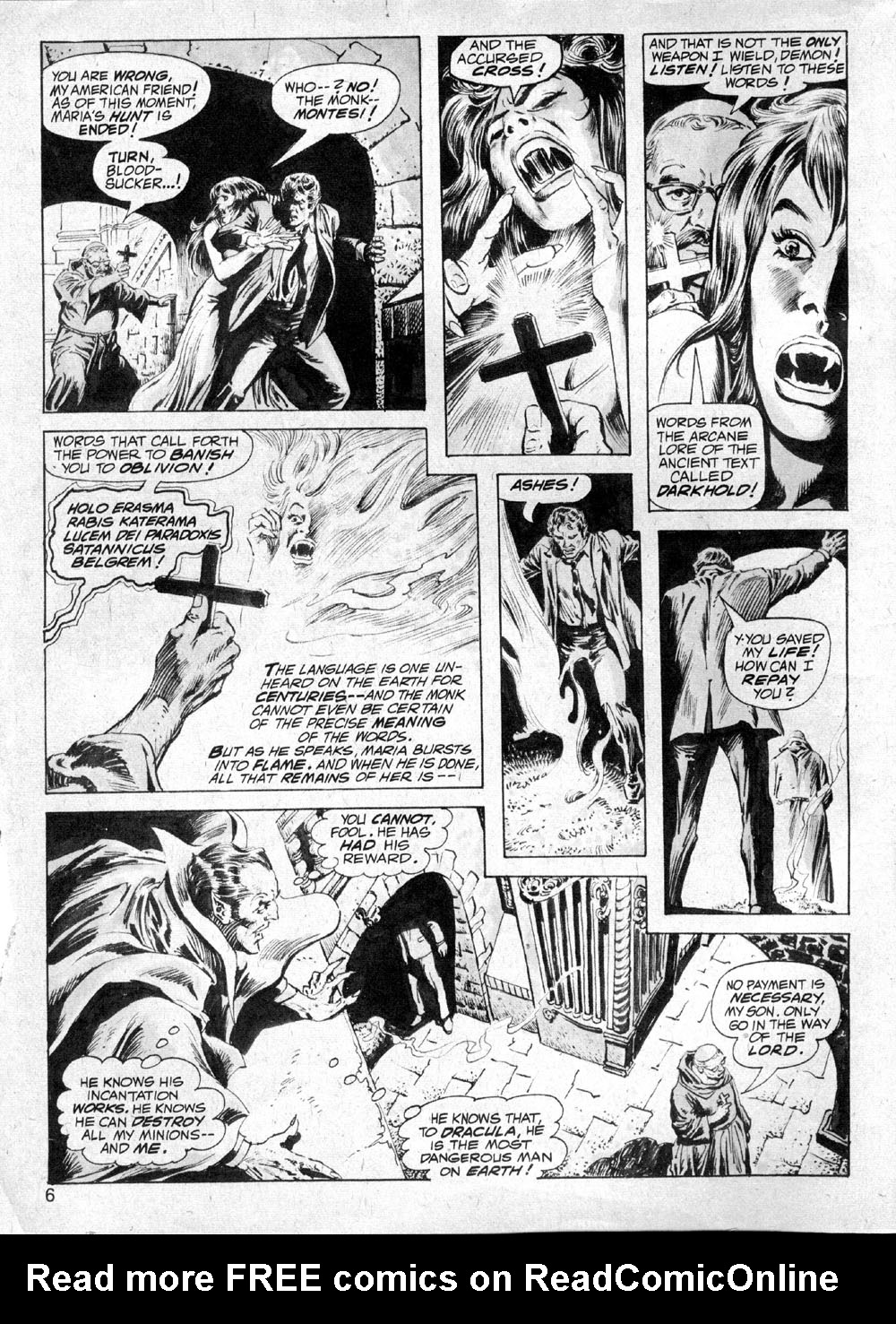 Dracula Lives issue 6 - Page 7