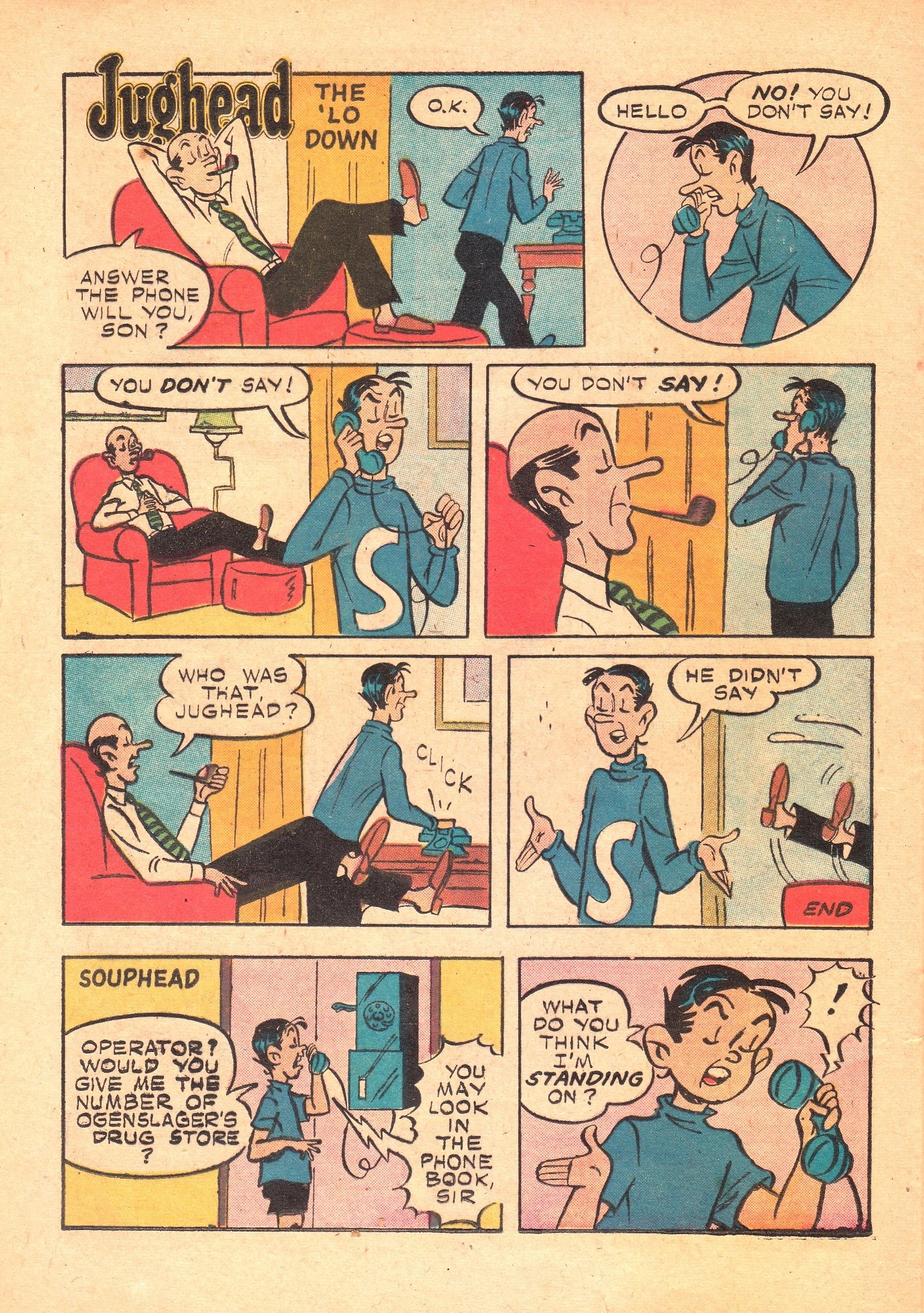 Archie Comics issue 089 - Page 24
