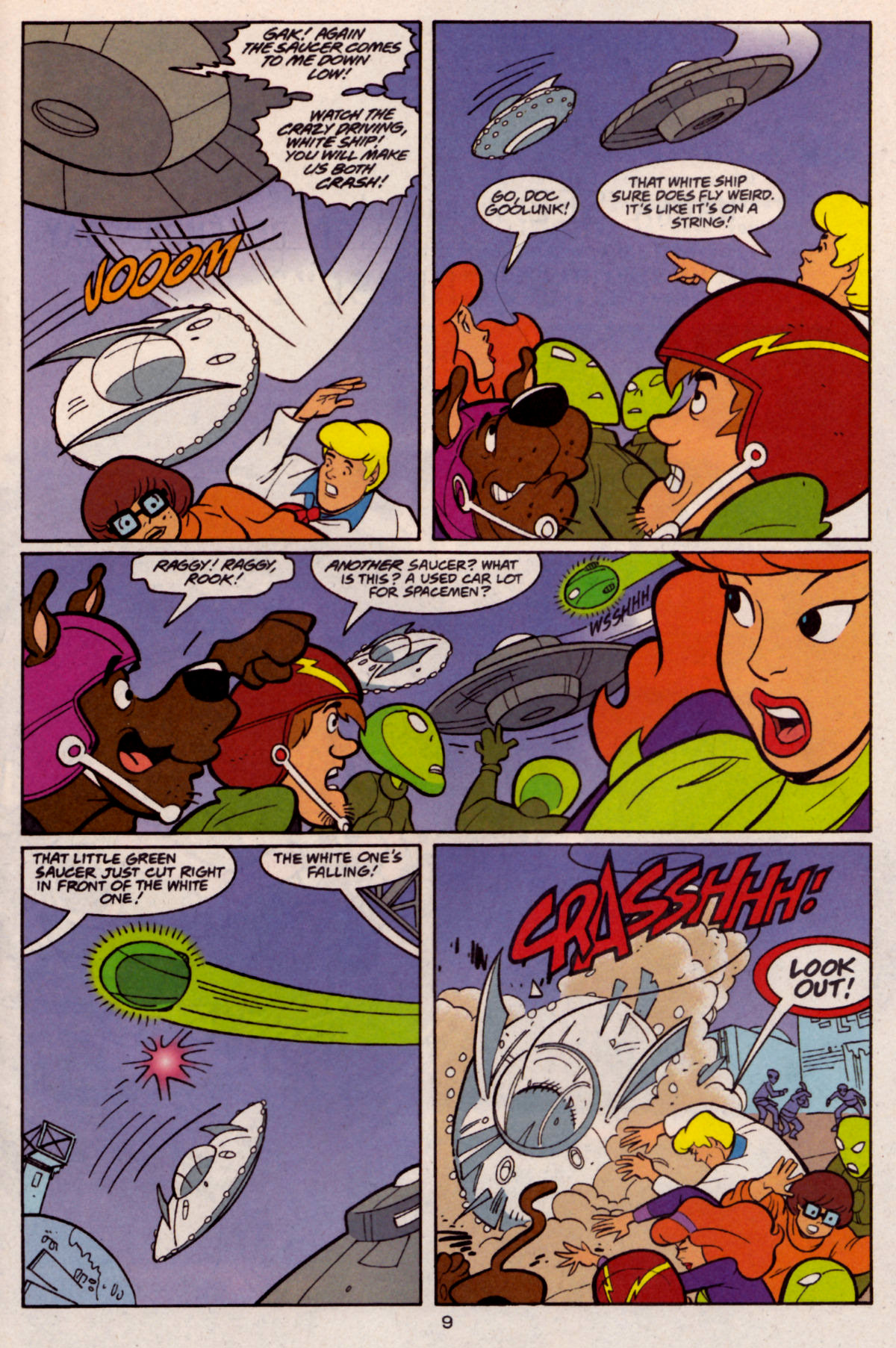 Read online Scooby-Doo (1997) comic -  Issue #27 - 10