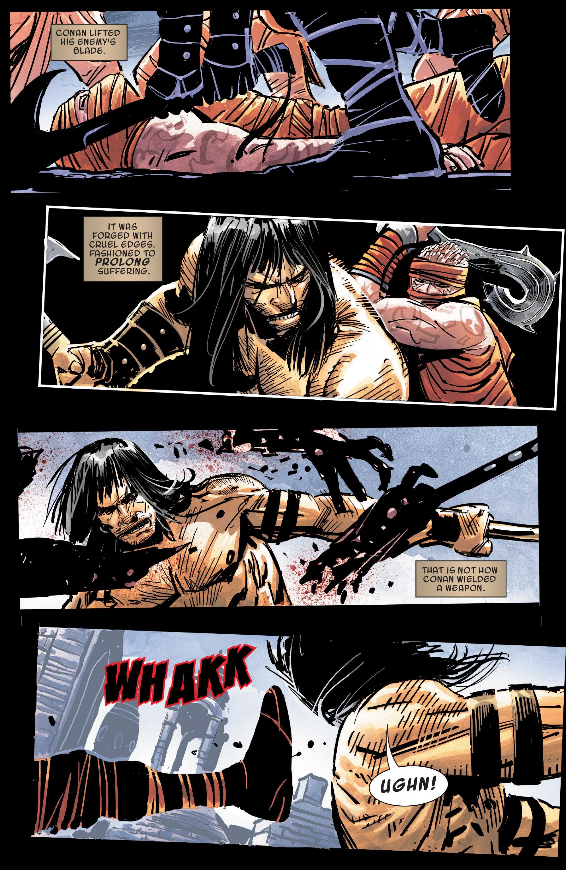 Read online Savage Sword of Conan comic -  Issue #3 - 6