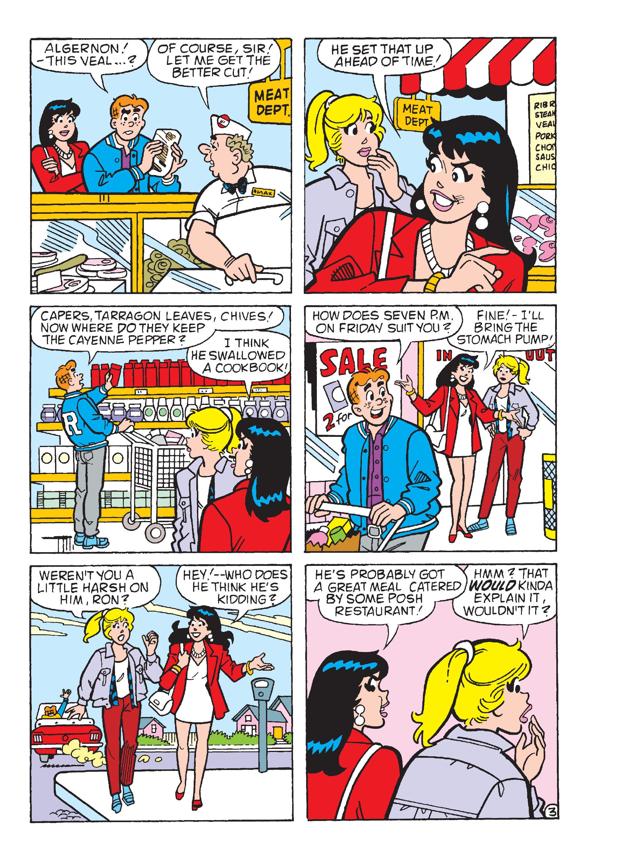 Read online World of Archie Double Digest comic -  Issue #64 - 90