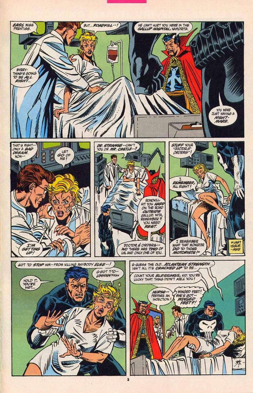 Read online Secret Defenders comic -  Issue #5 - 4
