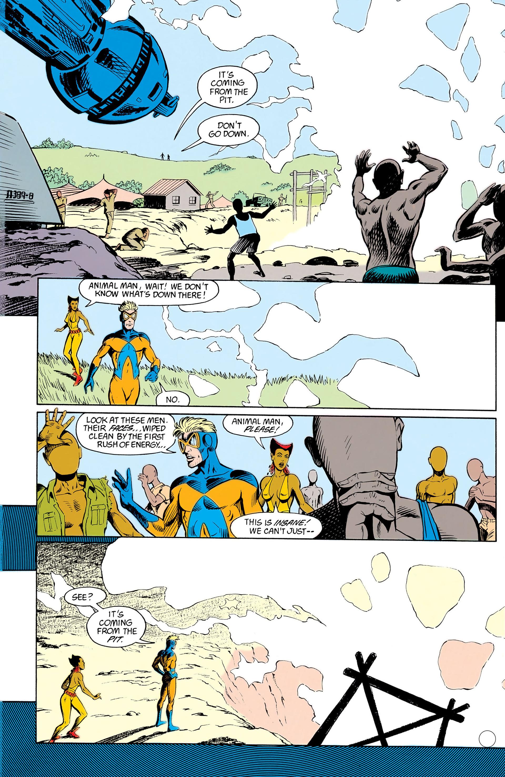 Read online Animal Man (1988) comic -  Issue #12 - 10