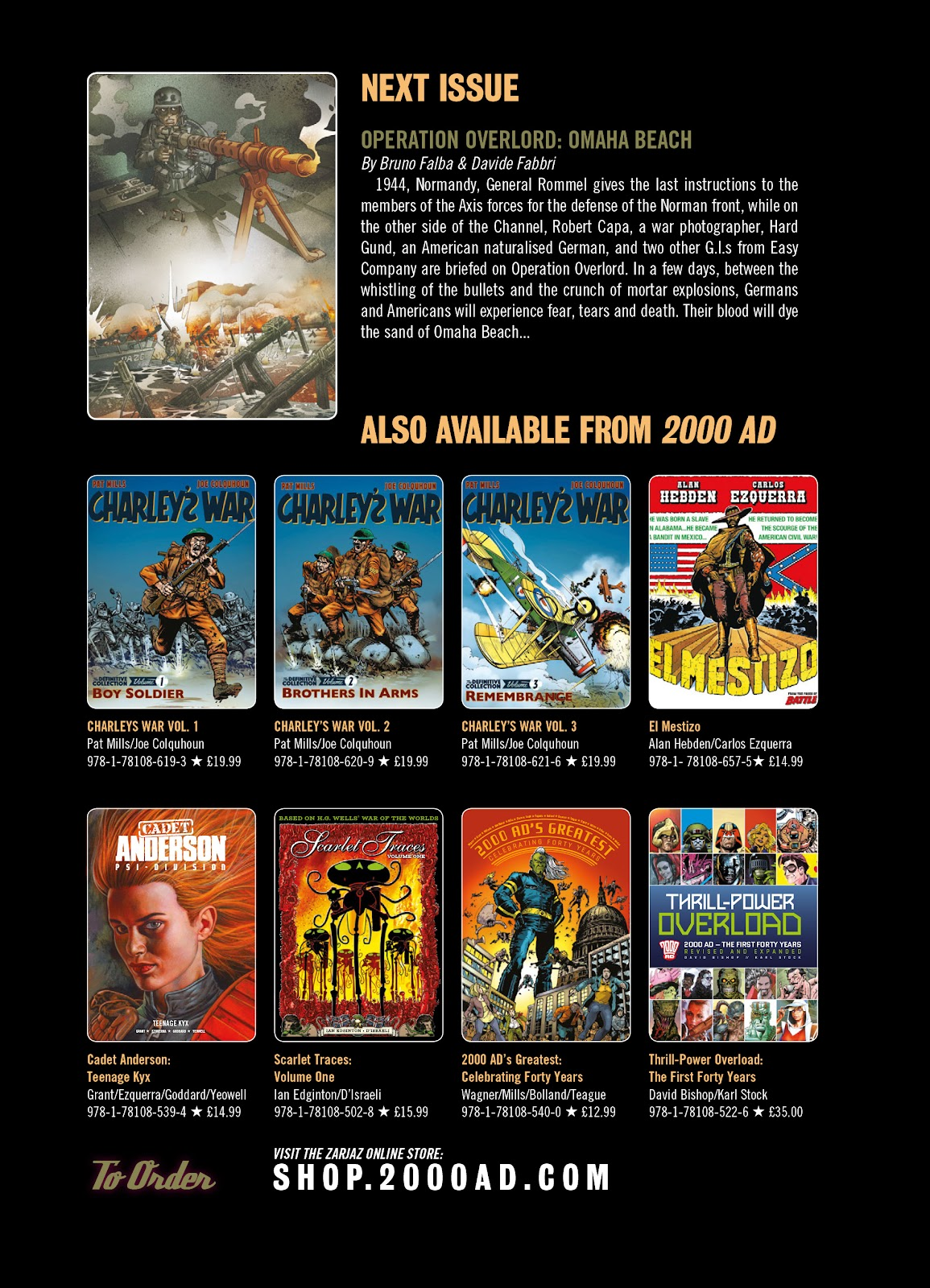 Read online Opération Overlord comic -  Issue #1 - 48