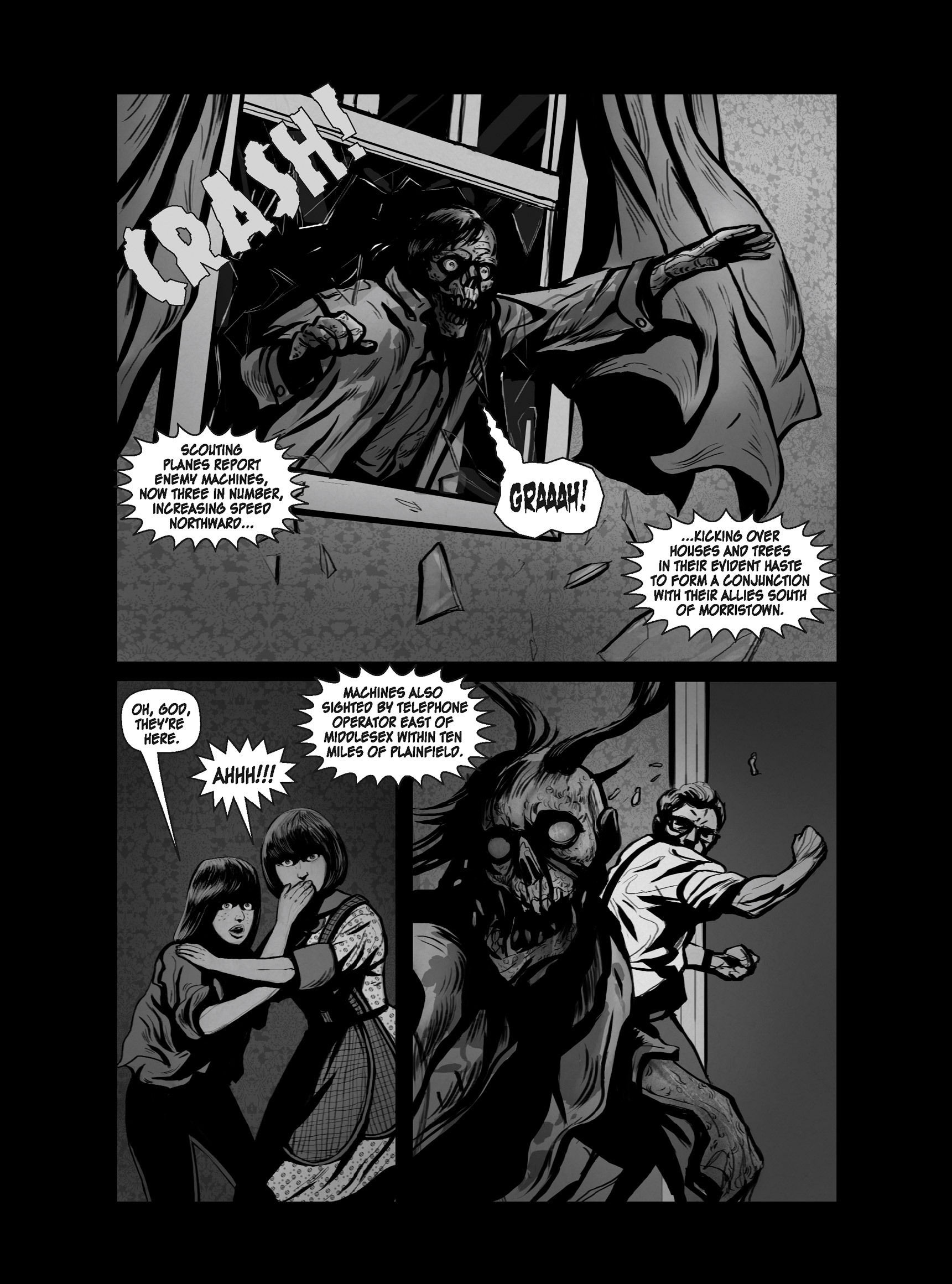 Read online FUBAR comic -  Issue #3 - 257