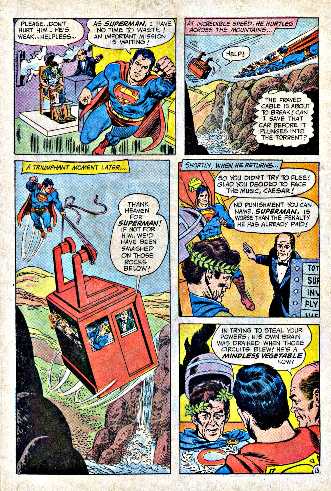 Read online Action Comics (1938) comic -  Issue #404 - 15