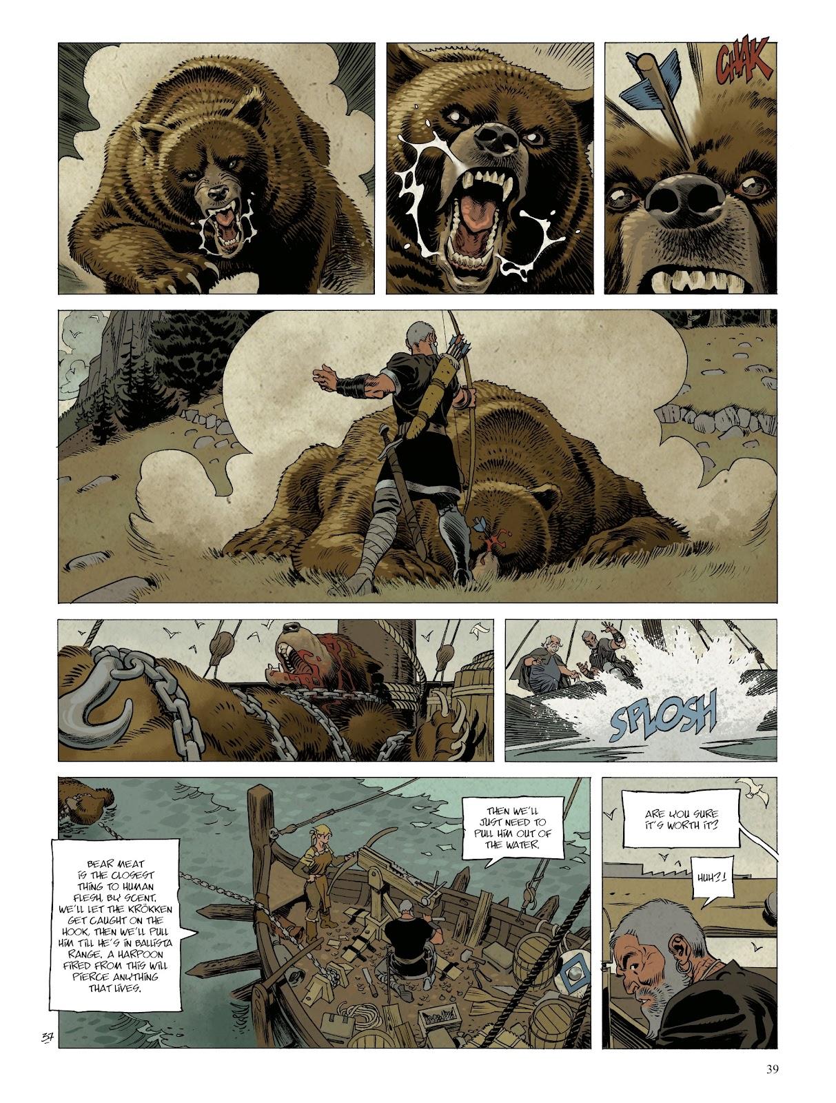 Read online Asgard comic -  Issue #1 - 41
