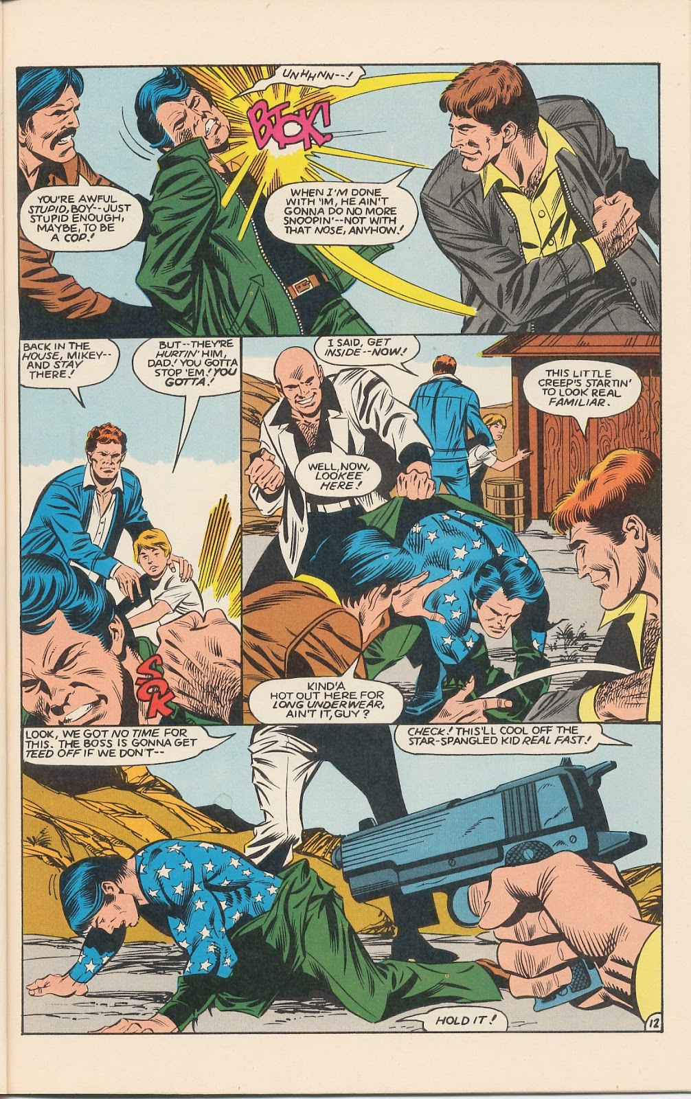 Infinity Inc. (1984) issue 11 - Page 17