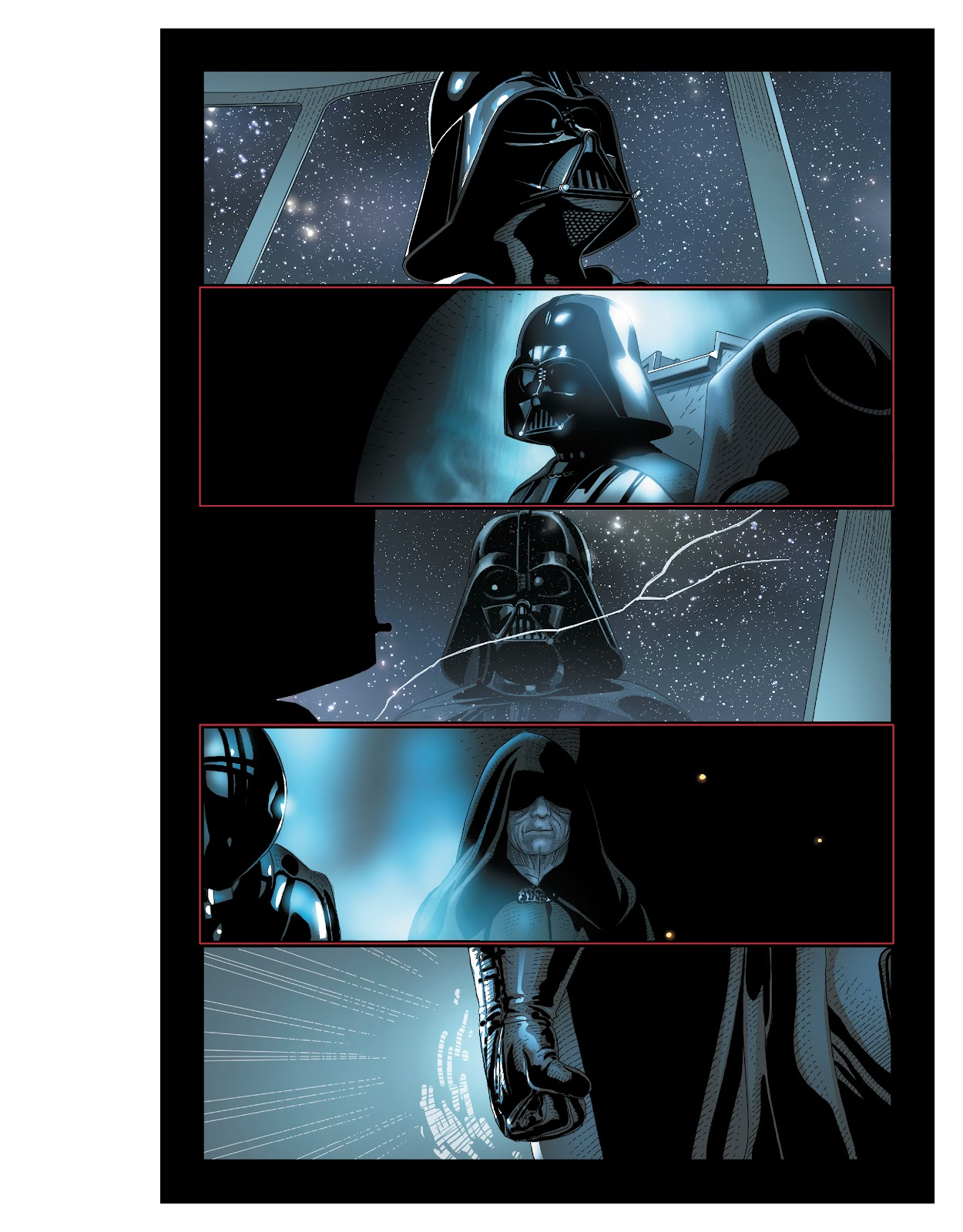 Read online The Marvel Art of Star Wars comic -  Issue # TPB (Part 1) - 72