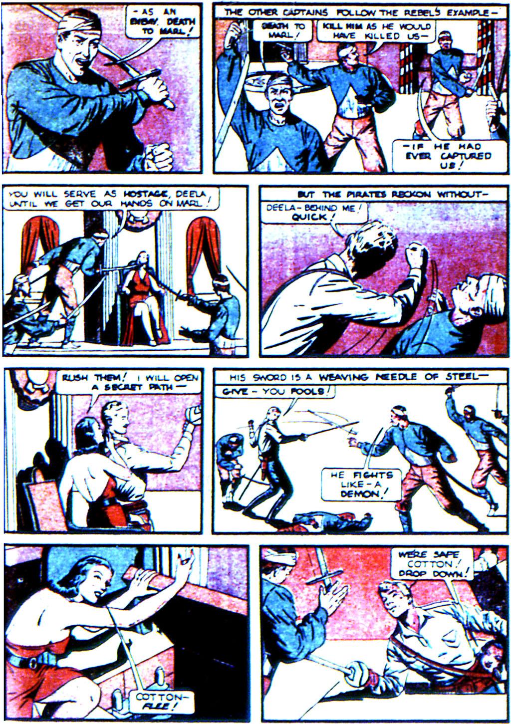Read online Adventure Comics (1938) comic -  Issue #45 - 61