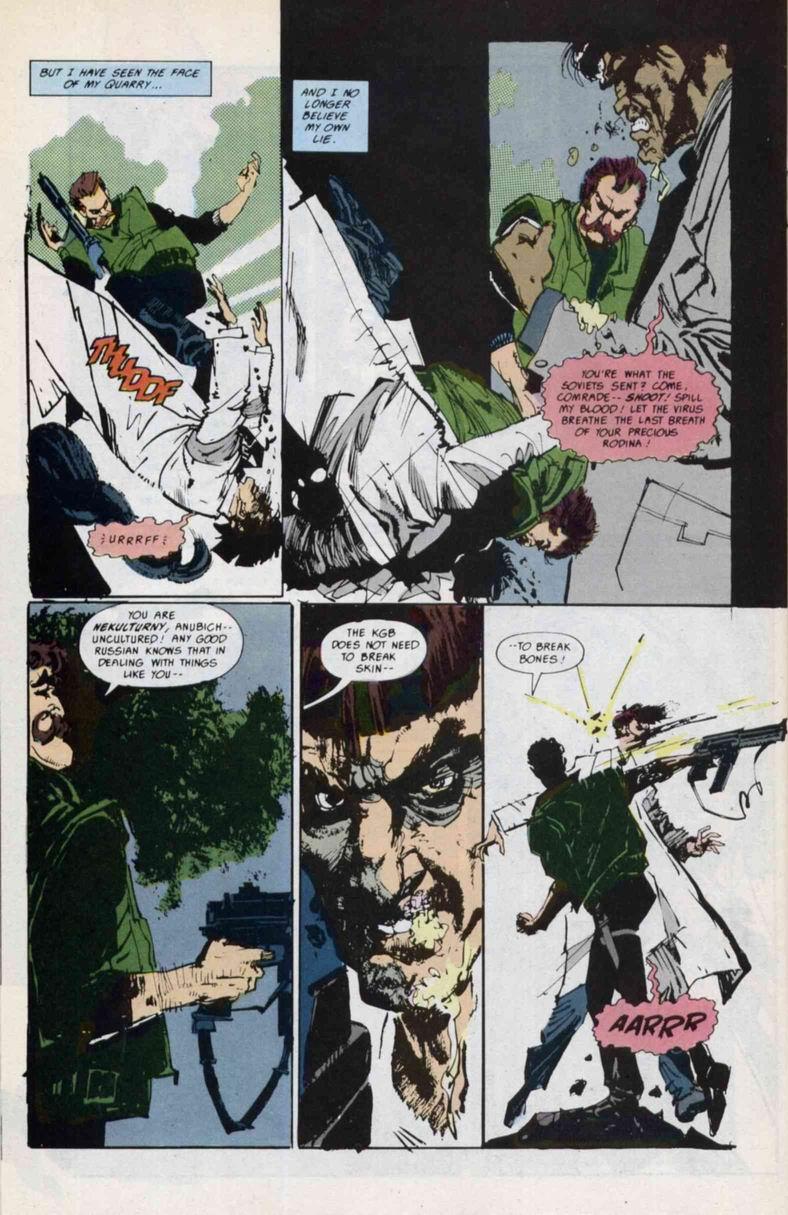 Read online Doctor Zero comic -  Issue #4 - 24