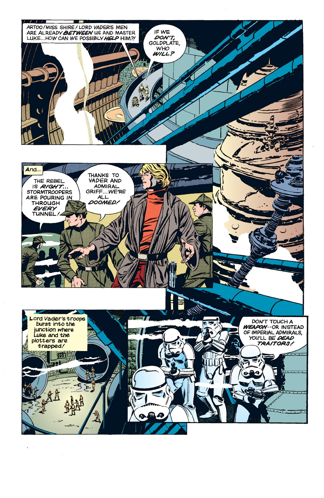 Read online Star Wars Legends: The Newspaper Strips - Epic Collection comic -  Issue # TPB (Part 5) - 66