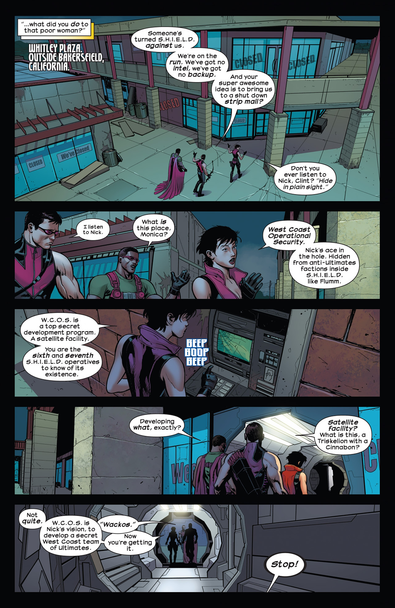 Read online Ultimate Comics Ultimates comic -  Issue #11 - 5