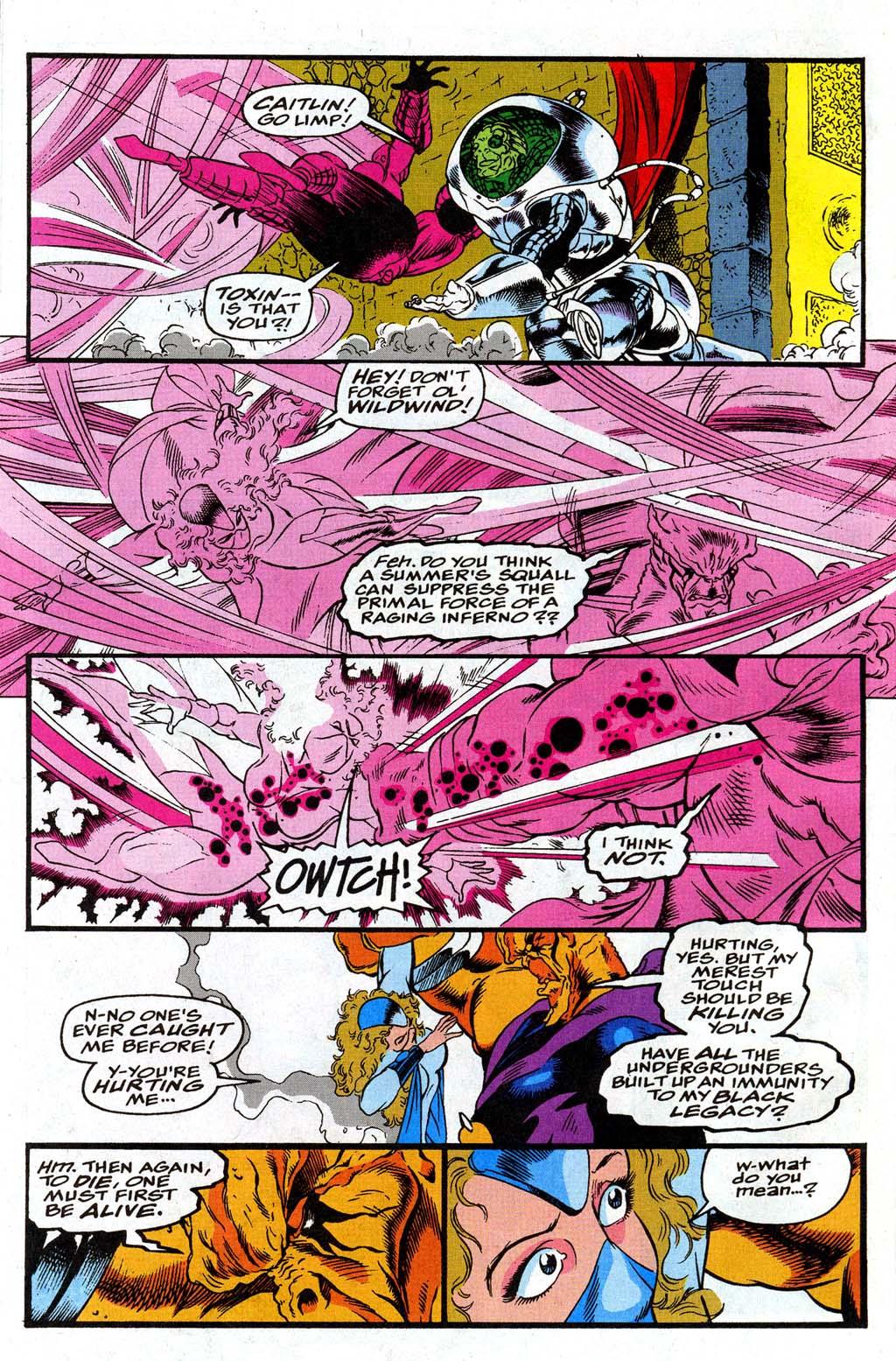 Read online Blackwulf comic -  Issue #9 - 9