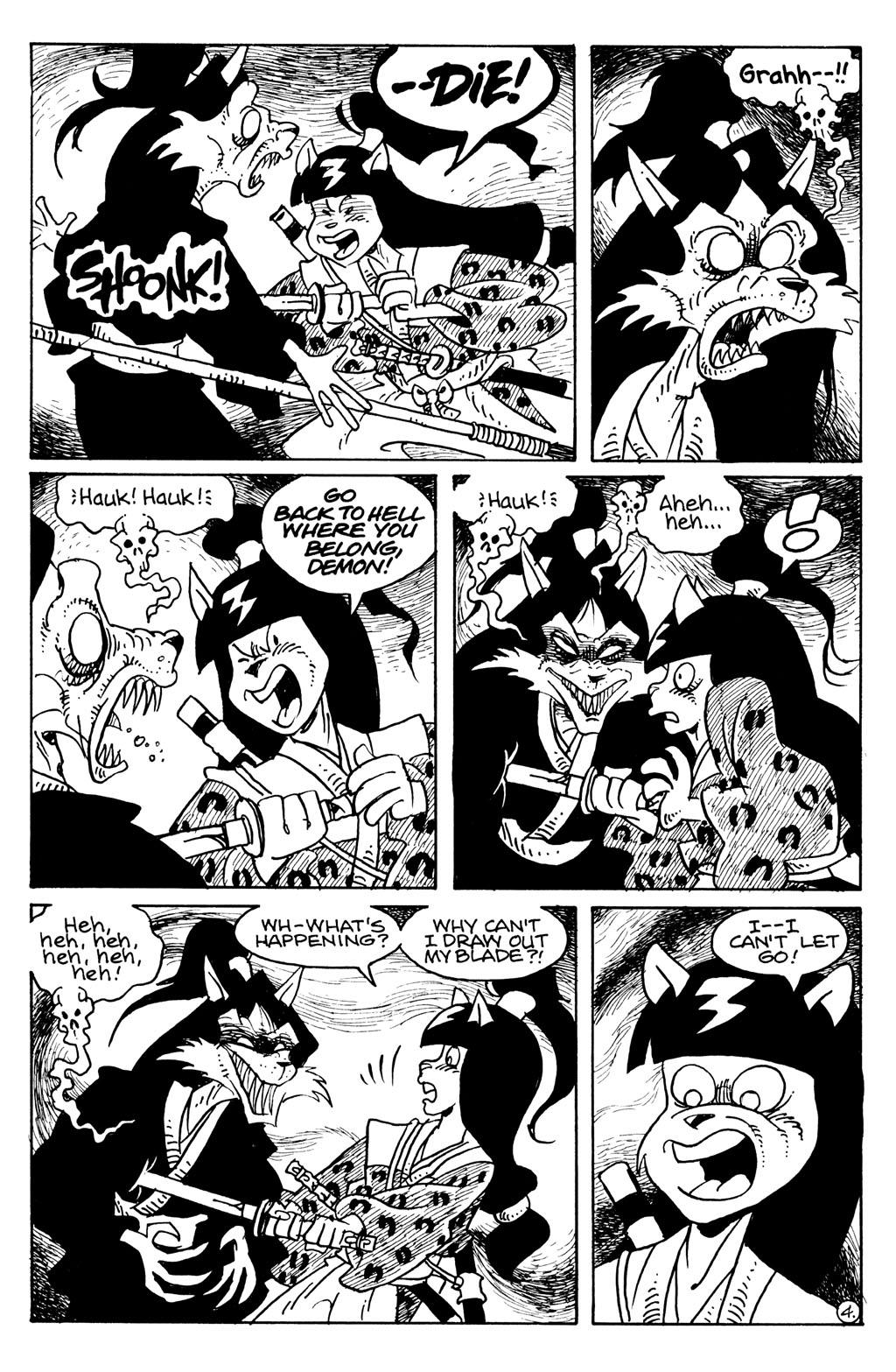 Usagi Yojimbo (1996) Issue #79 #79 - English 6