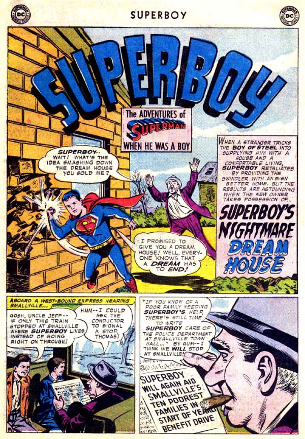 Superboy (1949) issue 70 - Page 11