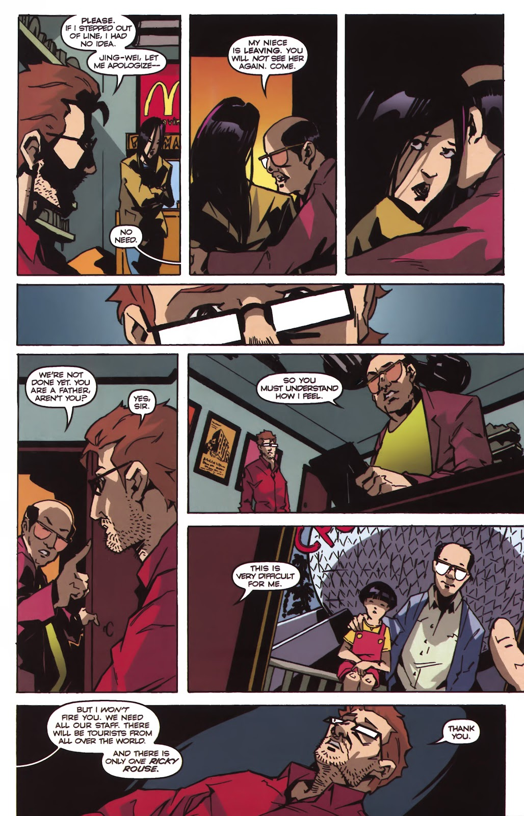 Read online Ricky Rouse Has A Gun comic -  Issue # TPB (Part 1) - 58