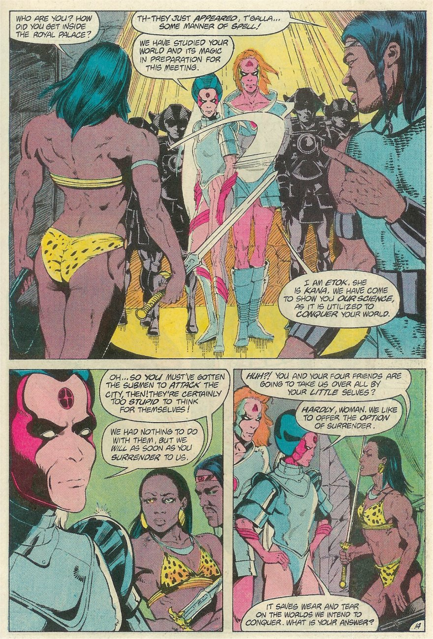 Read online Arion, Lord of Atlantis comic -  Issue #Arion, Lord of Atlantis _Special 1 - 15