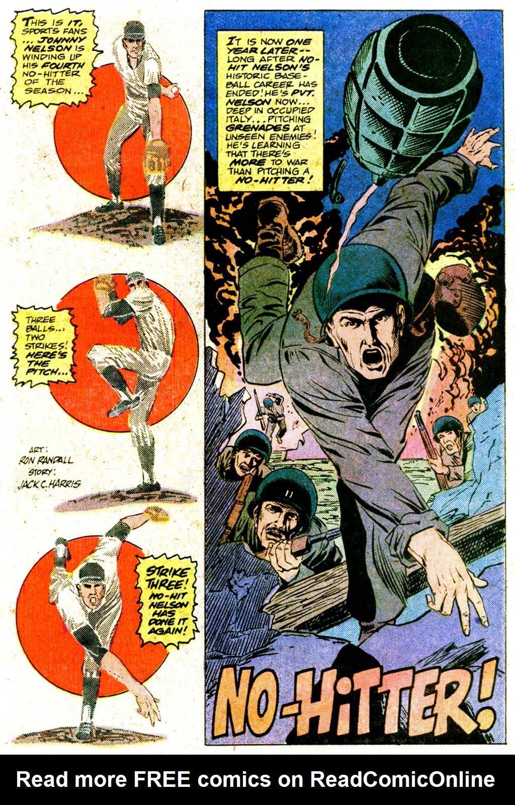Read online Sgt. Rock comic -  Issue #364 - 26