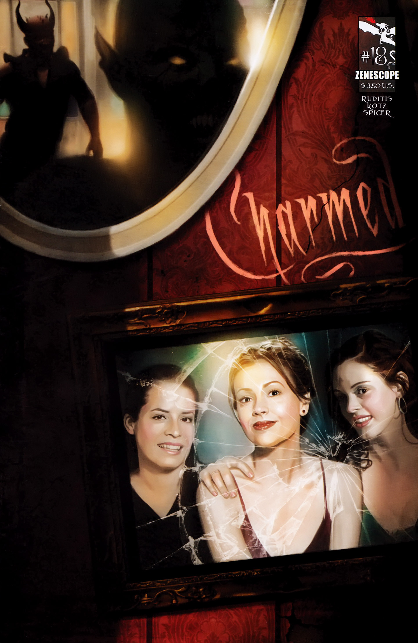 Charmed 18 Page 1