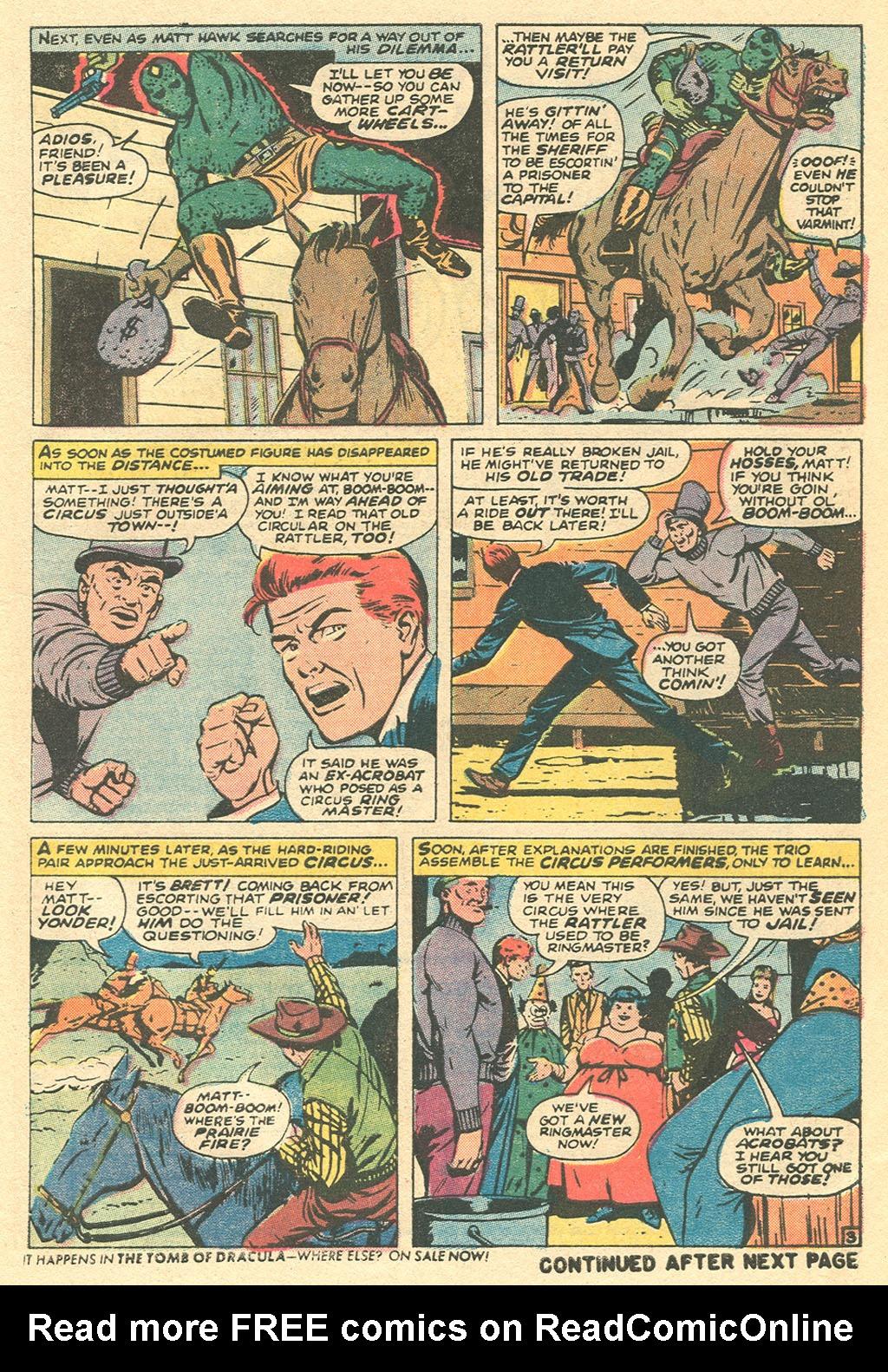 Read online Two-Gun Kid comic -  Issue #113 - 5