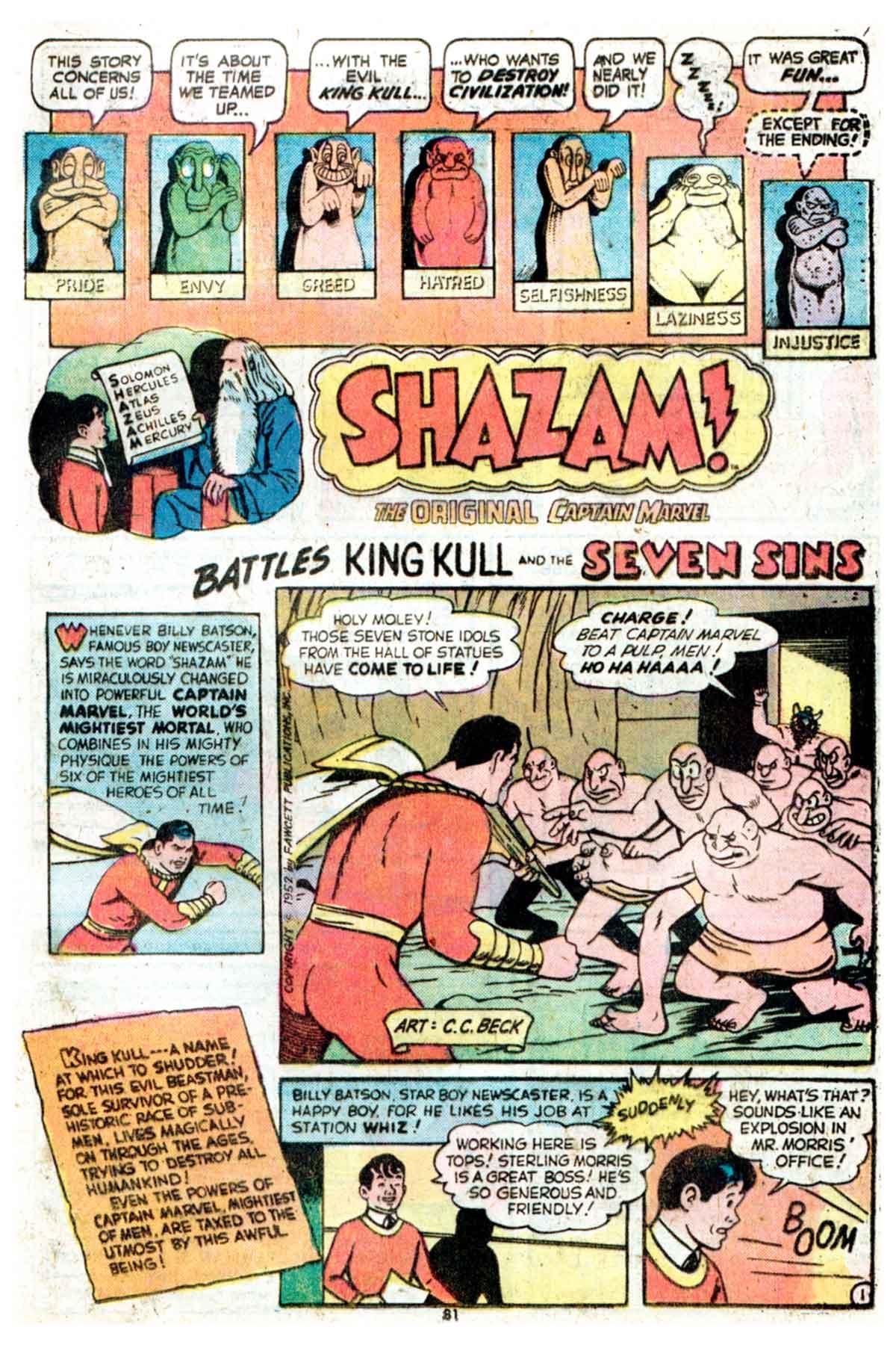 Read online Shazam! (1973) comic -  Issue #16 - 81