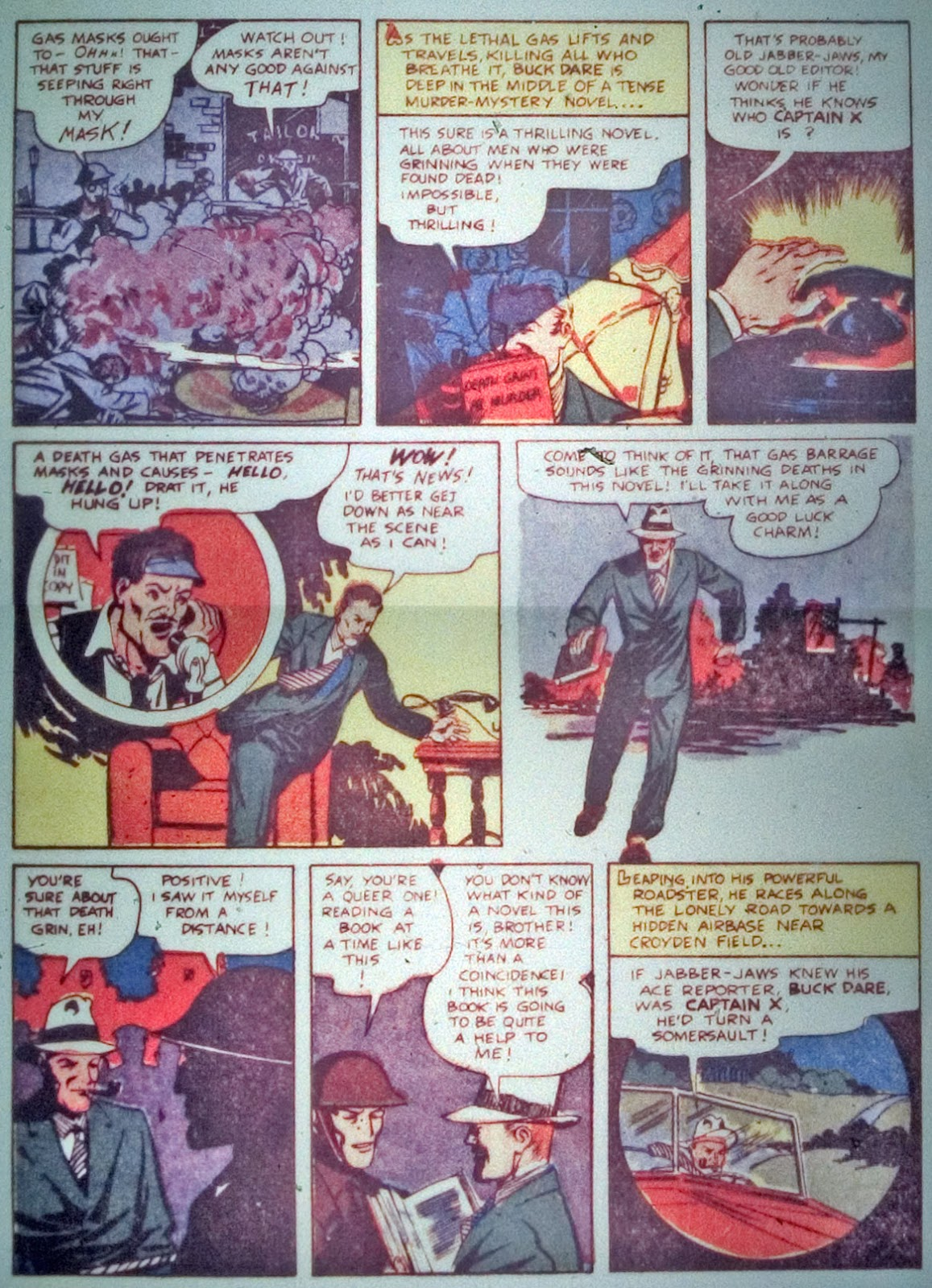 Star Spangled Comics (1941) issue 7 - Page 25