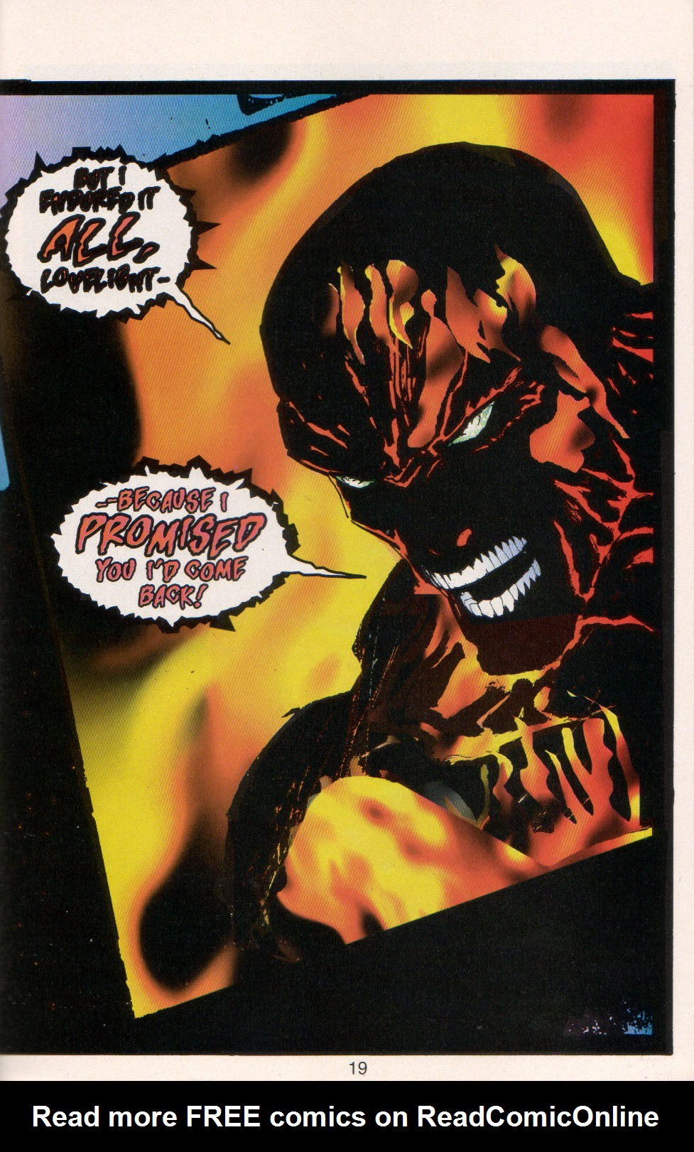 Read online Hellshock comic -  Issue #2 - 21