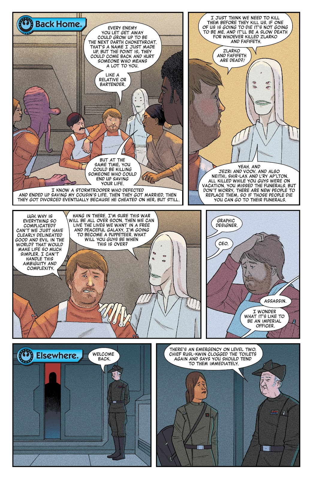 Read online Star Wars: Age of Rebellion - Heroes comic -  Issue # TPB - 113
