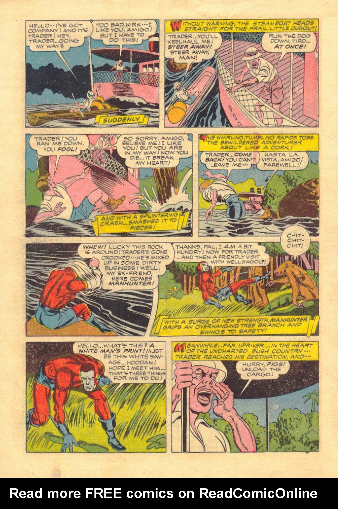 Read online Adventure Comics (1938) comic -  Issue #87 - 45