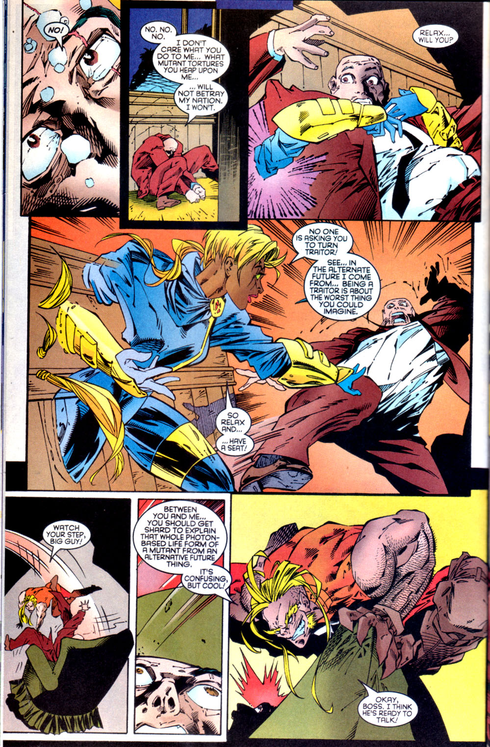 Read online X-Factor (1986) comic -  Issue #134 - 13