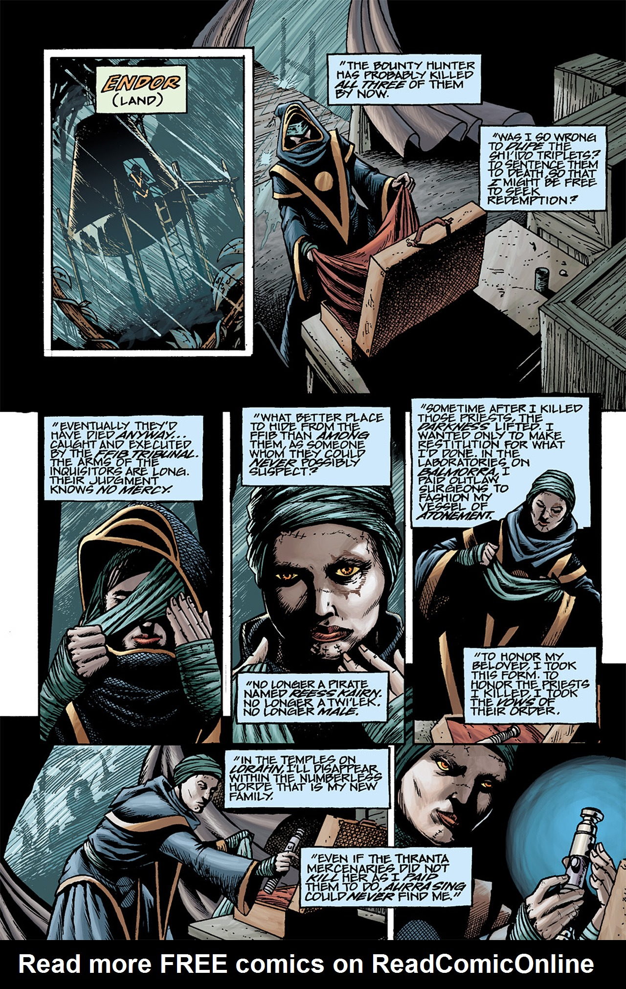 Read online Star Wars Omnibus comic -  Issue # Vol. 10 - 347