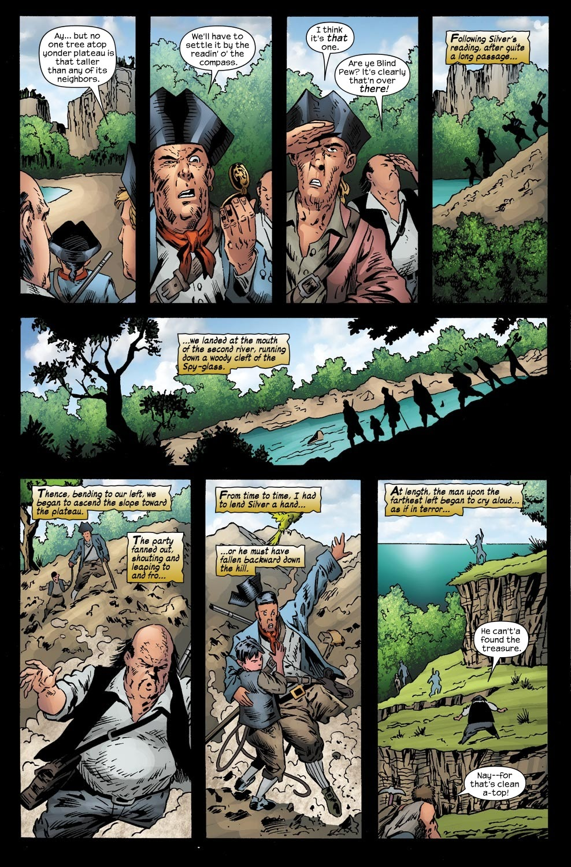 Read online Treasure Island comic -  Issue #5 - 21