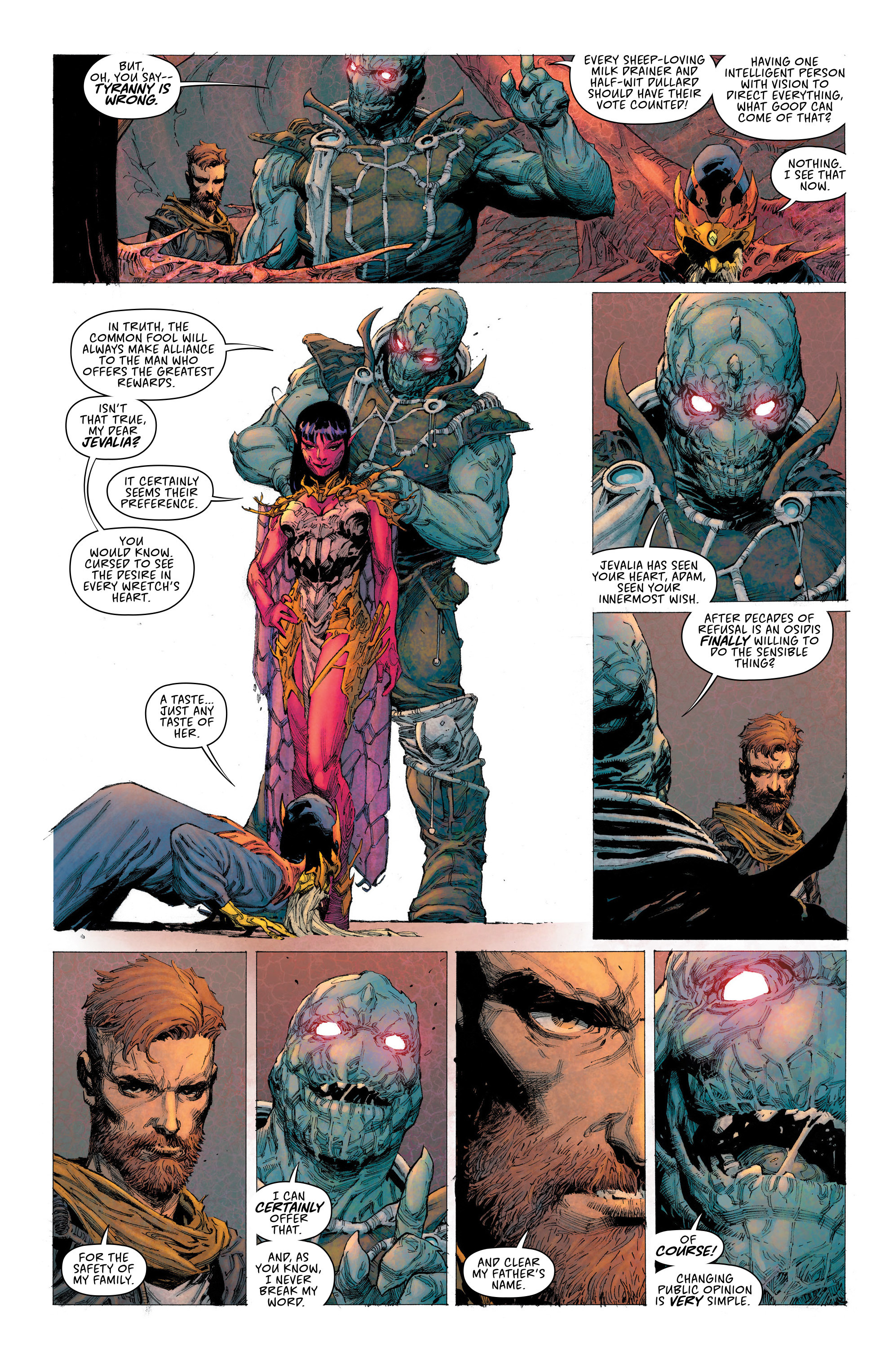 Read online Seven To Eternity comic -  Issue #2 - 12