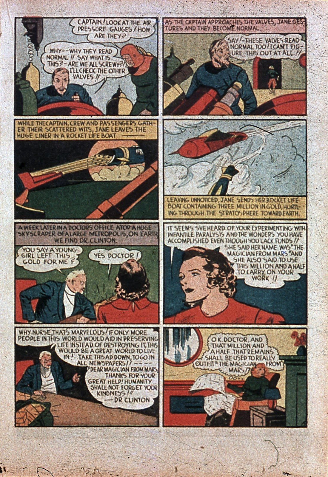 Amazing Man Comics issue 7 - Page 36