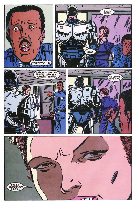 Read online Robocop (1990) comic -  Issue #11 - 12